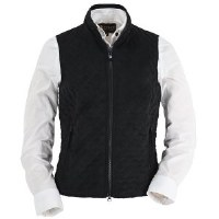Outback Trading Company Grand Prix Vest Large Black