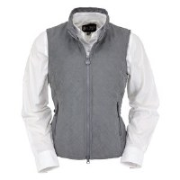 Outback Trading Company Grand Prix Vest Medium Grey