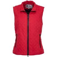 Outback Trading Company Grand Prix Vest S Red