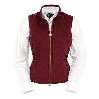 Outback Trading Company Grand Prix Vest Medium Wine