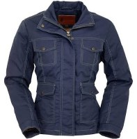 Outback Trading Company Blue Ridge Jacket S Navy