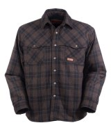 Outback Trading Company Harrison Jacket Medium Brown