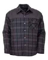Outback Trading Company Clyde Jacket  Medium Black