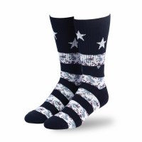 Buck Wear Inc Digi Stripe Sock OSFM Multi