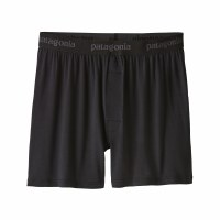 Patagonia Men's Essential Boxers Small Black