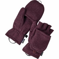 Patagonia Better Sweater Gloves M Light Balsamic