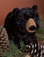 Douglas Charcoal Black Bear