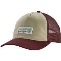 Patagonia W's Pastel P-6 Layback Trucker Hat OS Pelican
