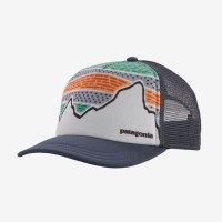 Patagonia W's Solar Rays 73 Interstate Hat OS Dolomite Blue