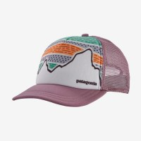 Patagonia W's Solar Rays 73 Interstate Hat OS Verbena Purple