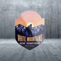 Sticker Pack Big Foot Mountain Name Drop Decal Large