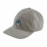 Patagonia Fitz Roy Scope Icon Trad Cap One Size Drifter Grey