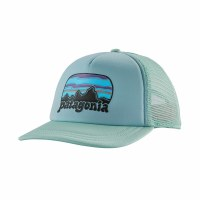 Patagonia Women's Fitz Roy Far Out Interstate Hat One Size  Gypsum Green