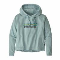 Patagonia Women's Pastel P-6 Logo Uprisal Hoody X-Small Big Sky Blue
