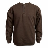 Arborwear Double Thick Crew Sweatshirt Medium Chestnut