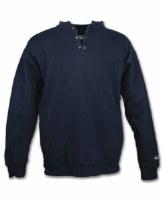 Arborwear Double Thick Crew Sweatshirt Medium Navy