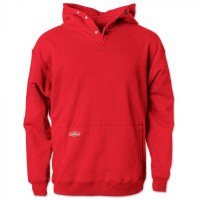 Arborwear Double Thick Pullover Sweatshirt S Cardinal Red