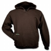 Arborwear Double Thick Pullover Sweatshirt Medium Chestnut