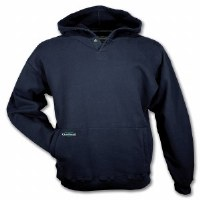 Arborwear Double Thick Pullover Sweatshirt Medium Navy