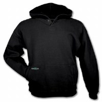 Arborwear Double Thick Pullover Sweatshirt Small Black