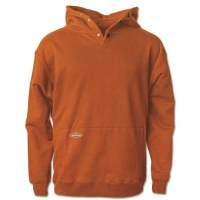 Arborwear Double Thick Pullover Sweatshirt XXX-Large Burnt Orange