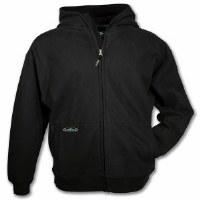 Arborwear Double Thick Full Zip Sweatshirt XX-Large Black