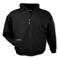 Arborwear Double Thick 1/2 Zip Sweatshirt XXX-Large Black