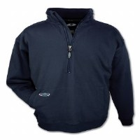 Arborwear Double Thick 1/2 Zip Sweatshirt XXX-Large Navy