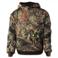 Arborwear Double Thick Pull Over  M Mossy Oak