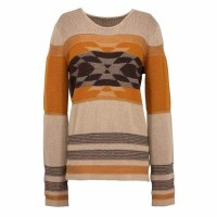 Outback Trading Company Alta Sweater S/M Tan
