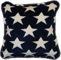 """Denali Stars & Stripes Microplush Pillow 18""""x18"""" Multi"""