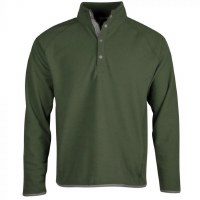 Arborwear Birch Henley M Forest Green
