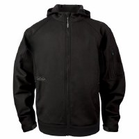 Arborwear Hooded Cambium Jacket M Black