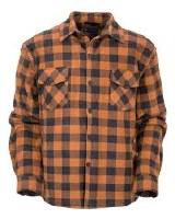 Outback Trading Company Big Shirt Medium Brown