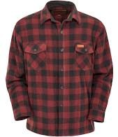 Outback Trading Company Big Shirt Large Rust