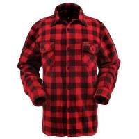 Outback Trading Company Big Shirt Medium Red