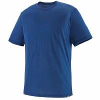 Patagonia Men's Capilene® Cool Lightweight Shirt S Superior Blue - Light Superior