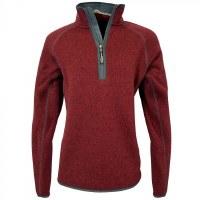 Arborwear Womens Staghorn Fleece Pullover S Sumac