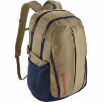 Patagonia Refugio Backpack 28L 28L Mohave Khaki/Classic Navy