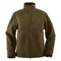 Outback Trading Company Summit Fleece Jacket X-Large Breen
