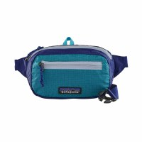 Patagonia Ultralight Black Hole Min Hip Pack 1L OS Cobalt Blue