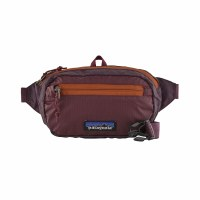 Patagonia Ultralight Black Hole Min Hip Pack 1L OS Deep Plum