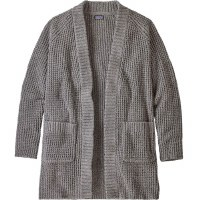 Patagonia W'S Off Country Cardigan L DRIFTER GREY