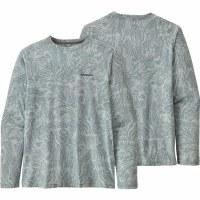 Patagonia Men's Long-Sleeved Capilene® Cool Shirt L Rocksand: Stainless