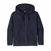 Patagonia Women's Organic Cotton French Terry Hoody S New Navy