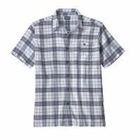 Patagonia Men's A/C Buttondown Shirt Medium Arthur: Ghost Purple