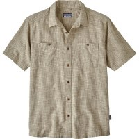 Patagonia M's Back Step Shirt L Trails: Sage Khaki