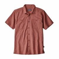 Patagonia Men's Back Step Shirt Medium New Adobe