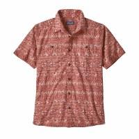 Patagonia Men's Back Step Shirt Medium Tradewinds: New Adobe