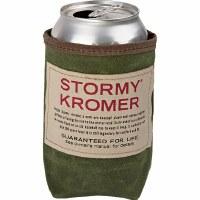 Stormy Kromer Mercantile Waxed Koozie 10 oz Olive